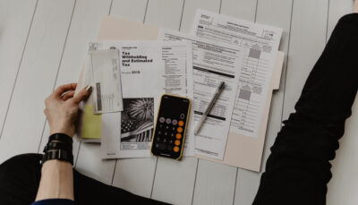 Documents for Tax Preparation